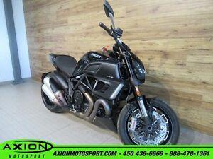 2012 Ducati Diavel Dark 63.45$/SEMAINE