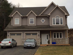 Brand new executive 3BR + den in duplex, Bracebridge