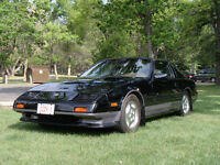 1985 Nissan 300ZX 2+2 turbo Coupe (2 door)