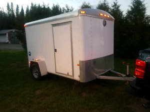 2014 Enclosed Trailer