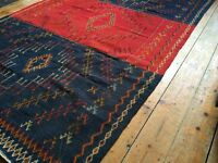 Large Moroccan Rug