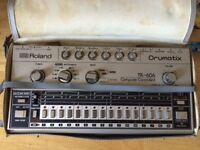 Roland TR-606 Drumatix Drum Machine