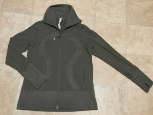 Bag of jackets & hoodies (Lululemon)