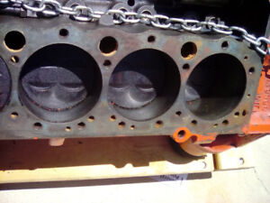SBC 010 short Blocks and head castings ACADIAN PERFORMANCE
