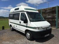2000 1.9TD Auto Sleeper Symbol only 51000 Miles