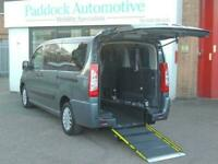 Peugeot Expert Independence L2 Auto Disabled Wheelchair Accessible Vehicle