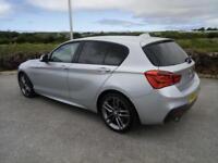 2015 BMW 1 SERIES 118D M SPORT Manual Hatchback