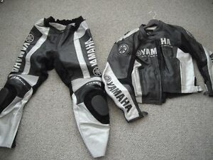 Yamaha Riding Leathers Size L