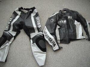Yamaha Riding Leathers Size L