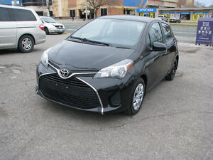 2015 Toyota Yaris LE Hatchback***$8990+HST***WOW**