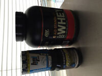 Whey Protein & Pre Workout for Sale !