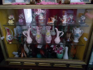 Collection of Bells and Vases