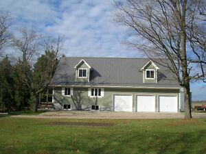 Rural house for rent near Alma