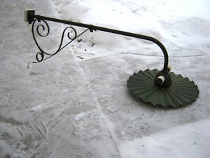 Vintage Antique Street/Yard Light