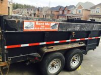 5 ton dump trailer