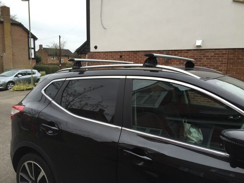 Nissan Qashqai Roof Bars In Fareham Hampshire Gumtree