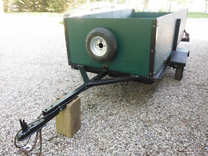 utility trailer, great for camping, or best offer