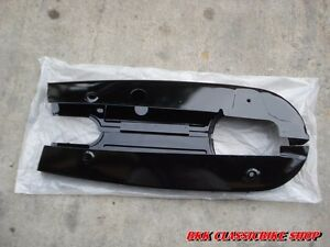 Suzuki K125 DRIVE CHAIN CASE Chain Guard Black // High Quality
