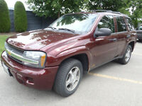 2007 Chevrolet Trailblazer LS SUV, Crossover