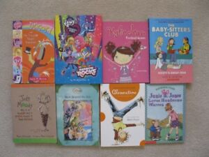 Girl's Chapter Books