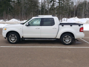 2007 Ford Sport Trac Limited 4x4 V8
