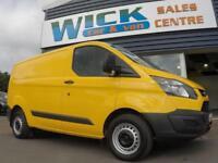 2014 Ford TRANSIT CUSTOM 330 SWB LR VAN *EX AA* Manual Medium Van