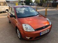 Ford Fiesta 1.4 Ltd Edn 2004.25MY Flame
