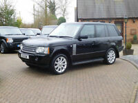 2006 Land Rover Range Rover 4.2 V8 Auto Supercharged Vogue SE