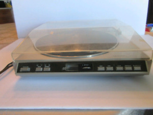Sony Lab 2100 linear tracking turntable
