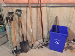 Tools & Household Items