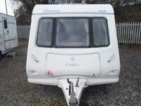 2007 Elddis Odyssey 544 4 Berth Fixed end bed Really good condition inside and out.