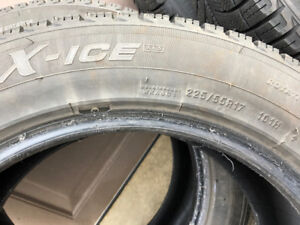 Michelin X-Ice XI3 Winter Tires For Sale