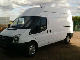 Ford Transit 2.2TDCi ( 100PS ) ( EU5 ) ( RWD ) 350 LWB HIGH ROOF 2012