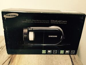 Samsung Shoot and Share Memory Camcorder
