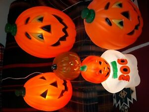 Halloween Pumpkins - Illuminated