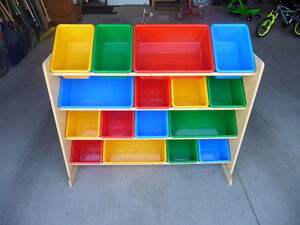 Large Toy Storage Unit