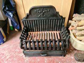 Fire basket cast iron