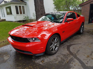 2011 Ford Mustang Premium TOIT PANORAMIC