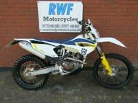 Husqvarna FE 450, 2015, ONLY 2 OWNERS FROM NEW & 4,438 MILES & 186 HOURS, VGC