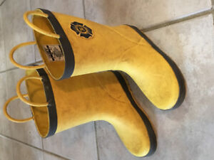 Boys Size 12 Rubber Boots