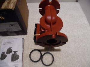 """2"""" Cast Iron Circulator Pump 1/6 HP, 115 volt 3 Speed Brand New"""