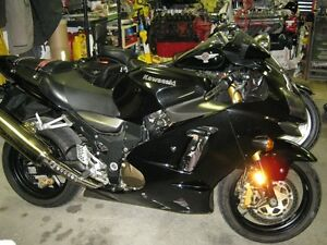 2004 Kawasaki ZX12 For Sale