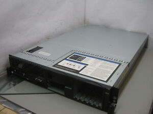 IBM System X3650 server - Xeon L5310 Quad Core @ 1.60GHz 12GB DD