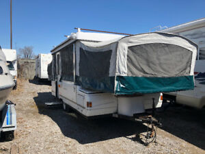 2001 coleman 10ft pop up $1950