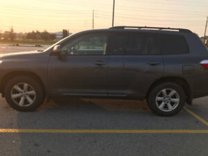 Toyota Highlander 2010- 7 Seaters