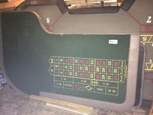 Roulette wheels and tables and other casino tables Stratford Kitchener Area image 3