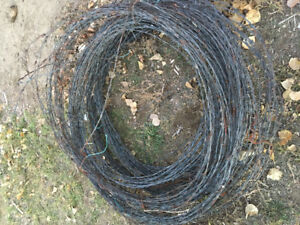 Barbed Wire 8-10 Full Rolls