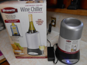 Brand New! Bravetti Wine Chiller
