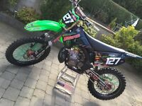 Kx 250 2stroke mint condition not rmz yz Ktm crf