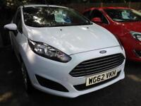 Ford Fiesta 1.25 ( 60ps ) 2013.25MY Style Full Service History,£30 Tax